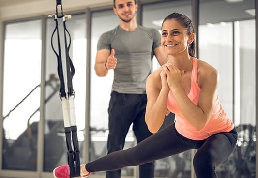 Gyms improve employee wellbeing