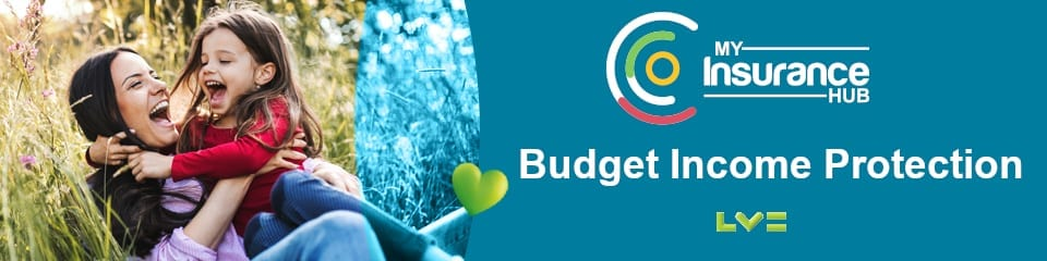 Image of Budget Income Protection banner