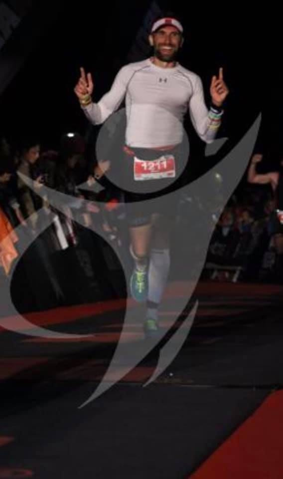 image of IronMan wales runner
