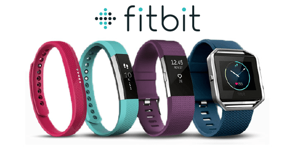 Image of fitbit devices